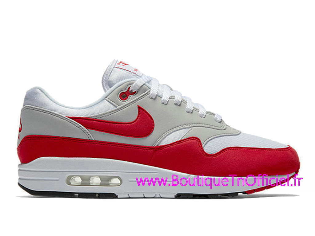 air max rouge et blanche homme