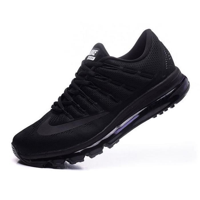 nike homme chaussures noir