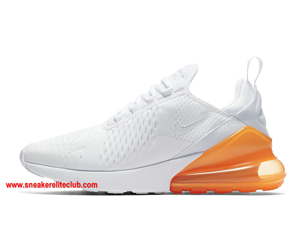 chaussure nike homme orange