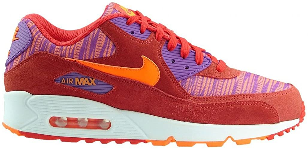 chaussure homme nike orange