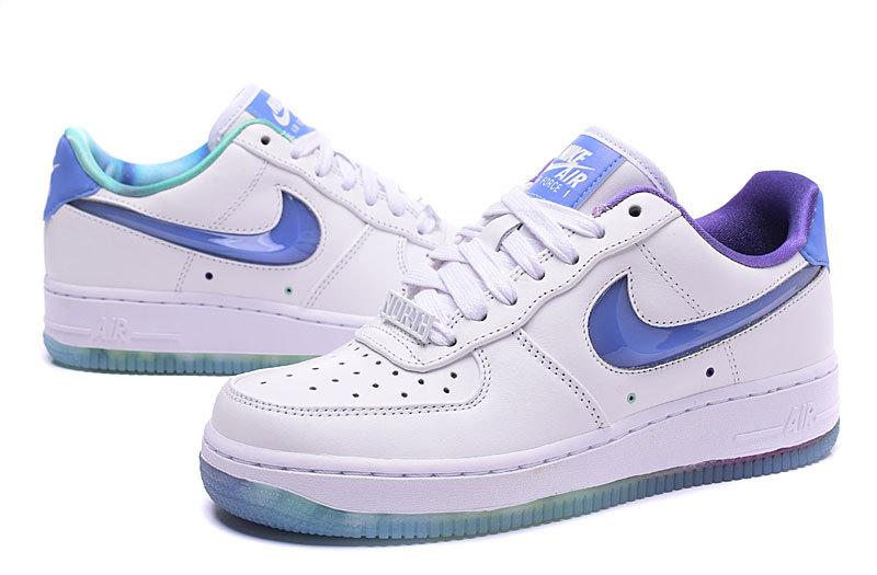 air force 1 bleu fille